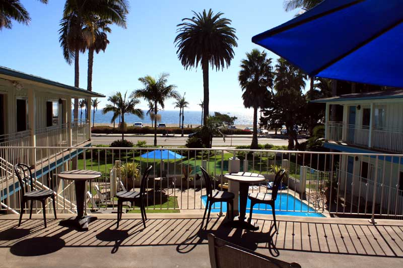 Vacation Rental Weekly Stay Cabrillo Inn East Beach